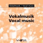 Vokalmusik